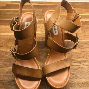 Steve Madden chunky heeled sandals
